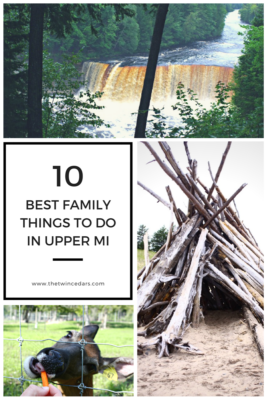 10 Best family things to do in upper Michigan