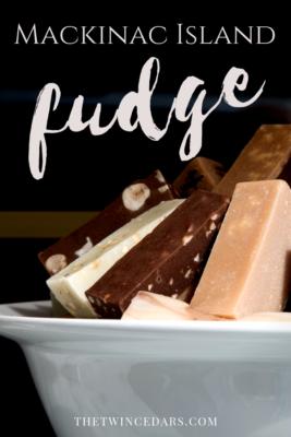 Mackinac Island Fudge cover photo