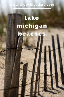 lake michigan beaches feature image